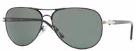 Persol PO2393S Black, Green polarized