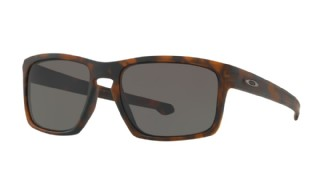 Oakley Sliver Matte Brown Tortoise/ Warm Grey