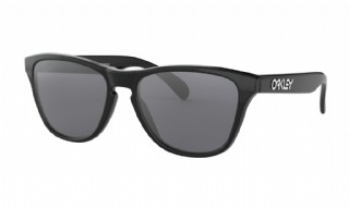Oakley Frogskins XS (extra small) Polished Black/ Grey