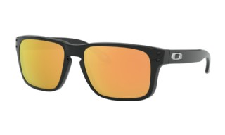 Oakley Holbrook XS (extra small) Polished Black/ Prizm Rose Gold Polarized