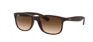 Ray-Ban Andy brown / Brown Gradient
