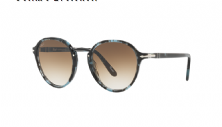 Persol PO3184S Blue Spotted Grey/ Brown Gradiënt