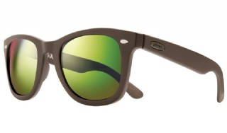 Revo Forge Matte Brown/ Evergreen Polarized