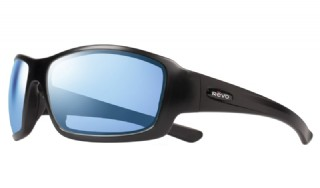 Revo Maverick Matte Black/ Blue Water Polarized