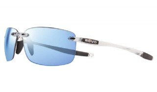 Revo Descend N Crystal Frame/ Blue Water Lens