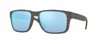 Oakley Holbrook XS (extra small) Woodgrain/ Prizm deep Water Polarized