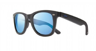Revo Forge Matte Black/  Blue Water Polarized