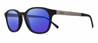 Revo Easton Matte Black/ Blue Polarized
