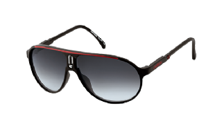 Carrera Champion Small, Black red