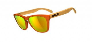 ##Oakley Limited Frogskins Aquatique Hotspot/ Fire Iridium