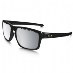 Oakley Sliver Vented Polished Black/ Chrome Iridium