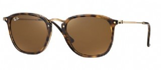 Ray-Ban 2448N Tortoise Gold/ B15 Brown