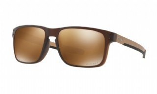 Oakley Holbrook Mix Matte Rootbeer/ Prizm Tungsten Polarized