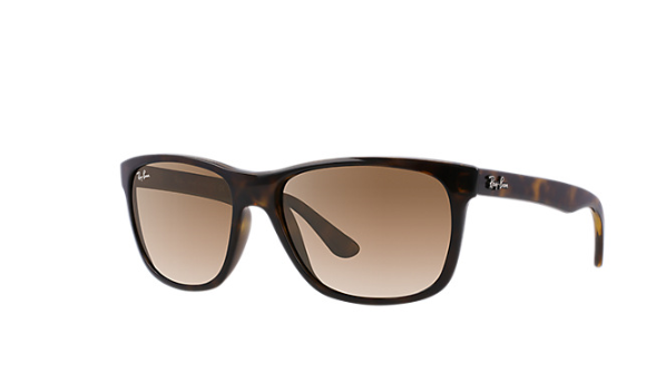 *Ray-Ban 4181 Tortoise/ Light Brown Gradient